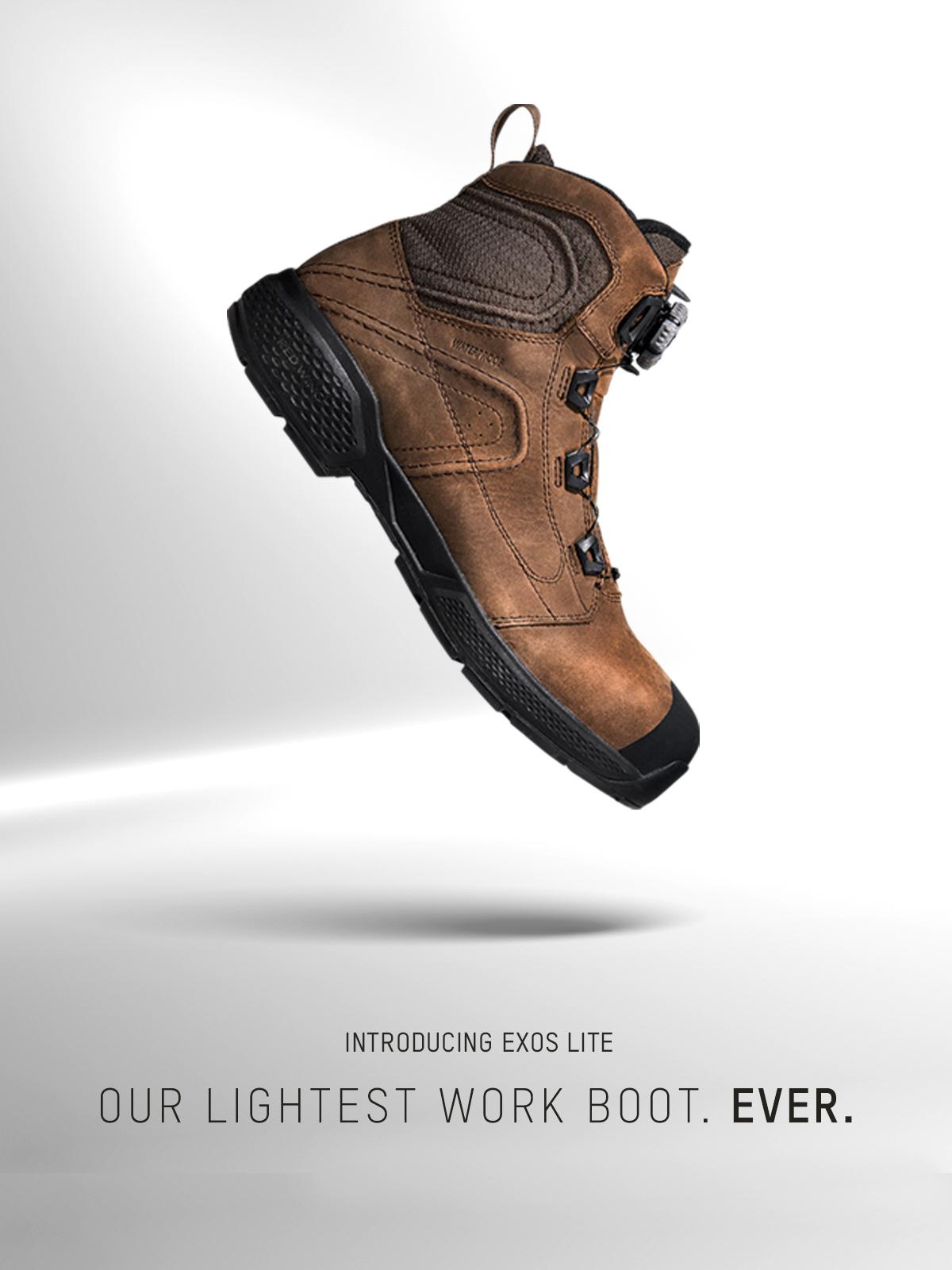 See Exos Light Footwear